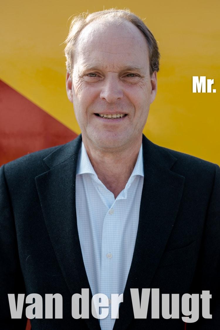 Mr. Van der Vlugt