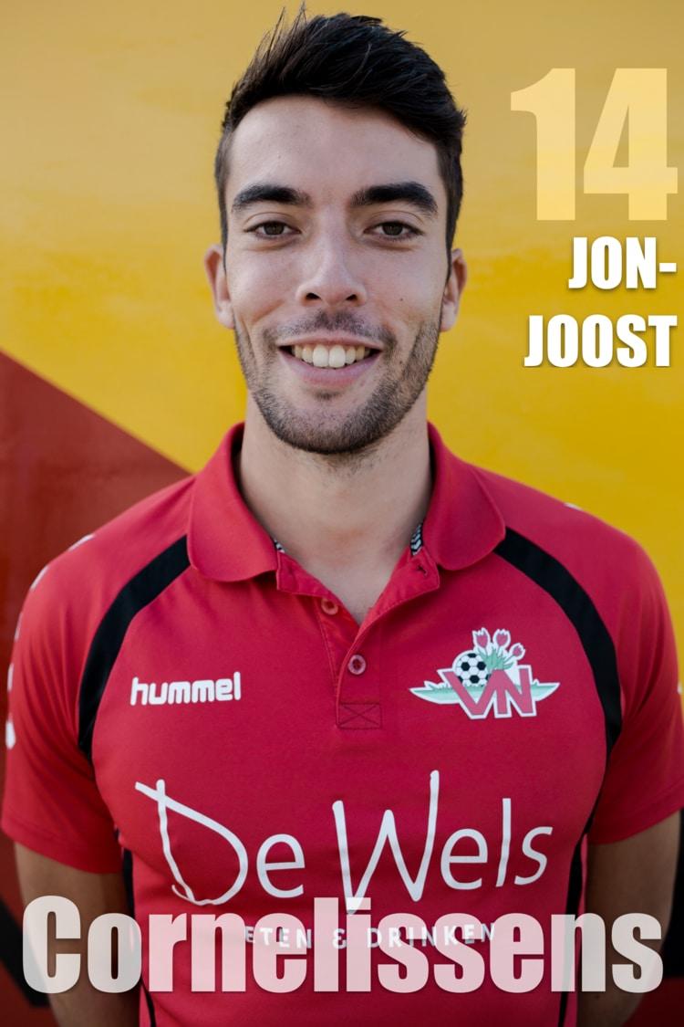 14. Jon-Joost Cornelissens