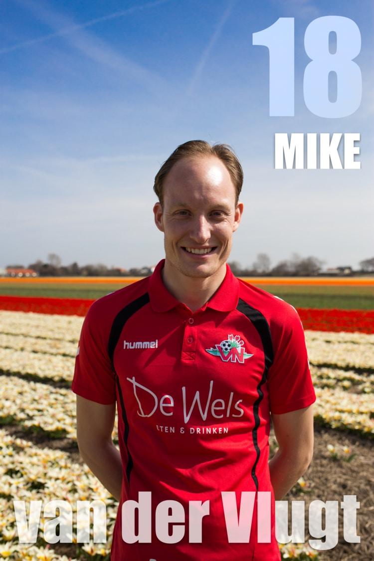 18. Mike van der Vlugt