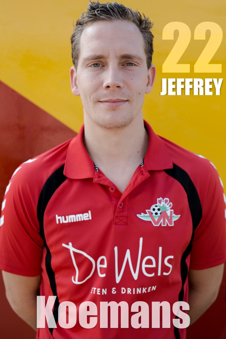 22. Jeffrey Koemans