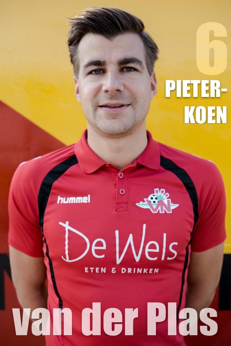 6. Pieter-Koen van der Plas